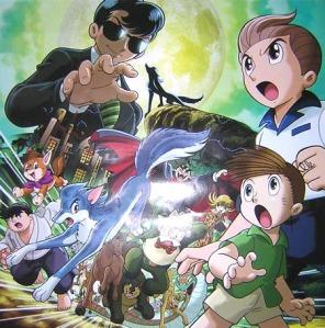 Vampires by Osamu Tezuka